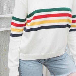 NWT Brandy Melville Bronx Sweater
